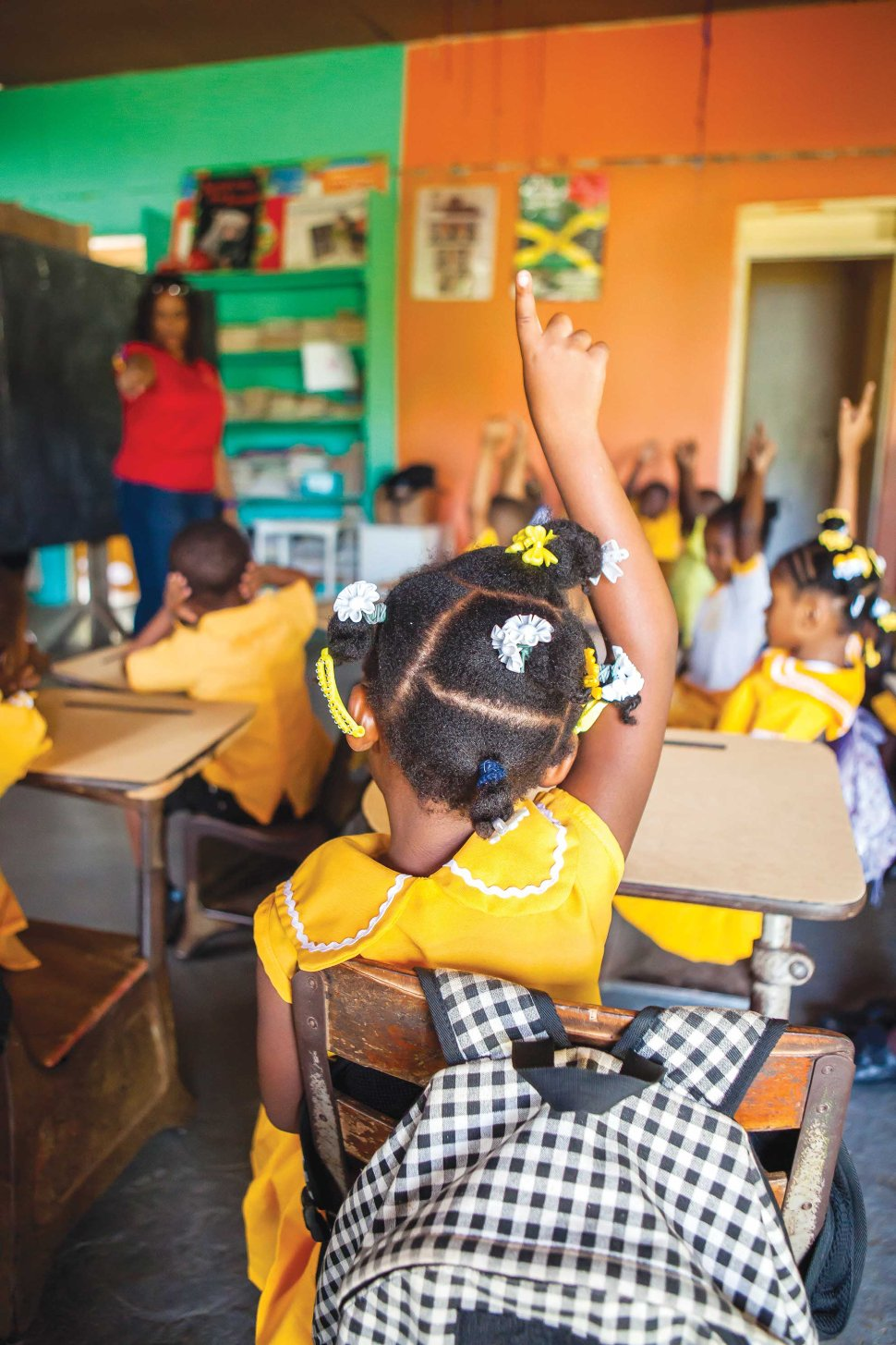 St. James Retirement Basic School, Jamaica